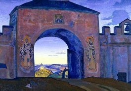 N Roerich And We Open the Gates.jpg